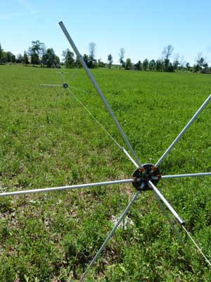 Tumble wheel fence